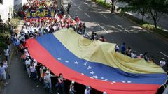 Venezuelská ústava, demonstrace 13