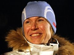 Gold medal winner in Torino Winter Olympic Games in 2006