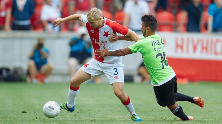Živě: Slavia - Rio Ave 0:0, sešívaní nevyužili žádnou šanci a čeká je těžká odveta