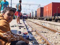 Svědectví z Makedonie: Zavřeli hranice, pomoz nám. Musíš