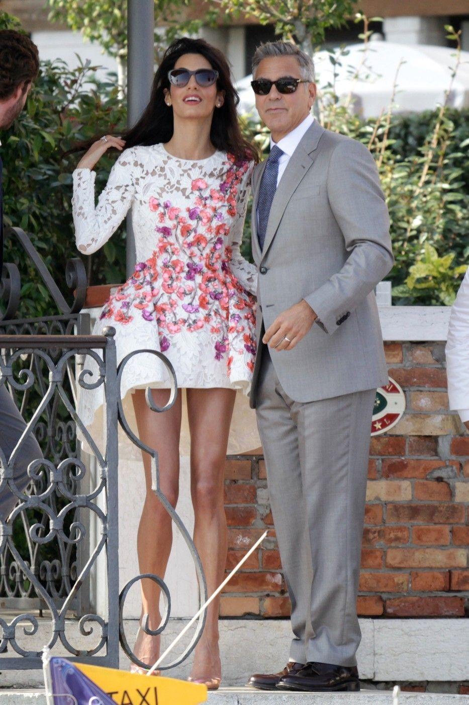 George Clooney se oženil  Kdo je jeho mladá manželka? - Žena