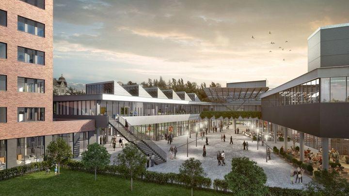 Co chystá Nová Palmovka? V Praze roste další nákupní centrum