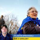 Reportáž: Západ Ukrajiny budou bránit i babičky