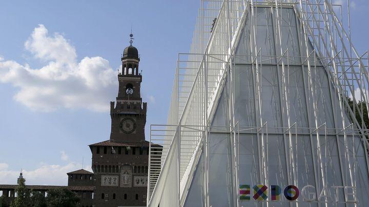 Milánské Expo 2015 otevřelo, Češi vsadili na nanotechnologii