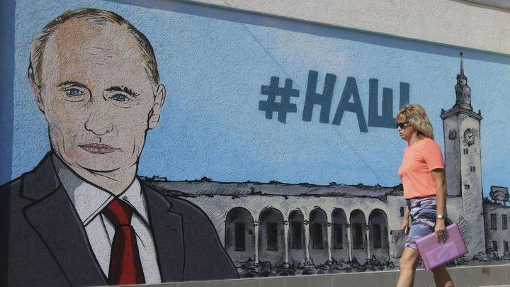 Kreml odmítl údajný mírový plán s návrhem na pronájem Krymu. Absurdní, řekl o něm prezidentův mluvčí