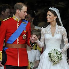 Svatba britského prince Williama a Kate Middleton