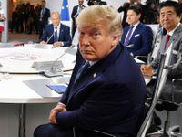 Whistleblower v USA promluvil. Podezírá Trumpa z tajných dohod s cizinou