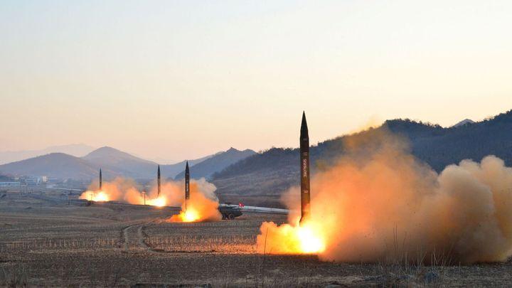 KLDR otestovala nový raketový pohon, podle Američanů je součástí vývoje balistické střely