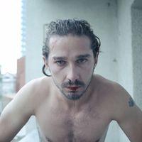 Herec Shia LaBeouf si při natáčení zranil hlavu a ruku 5edeb693657