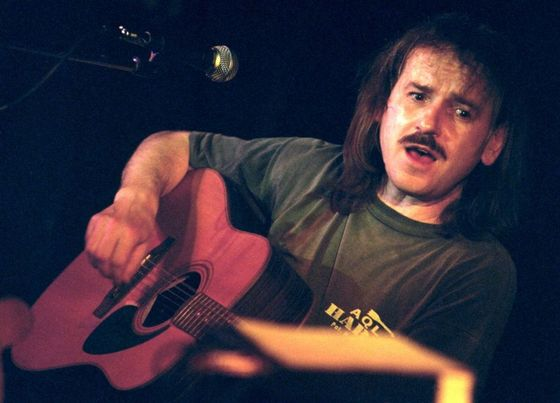 Vlasta Redl na archivním snímku z roku 2001.