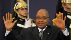 Summit G20: Jacob Zuma