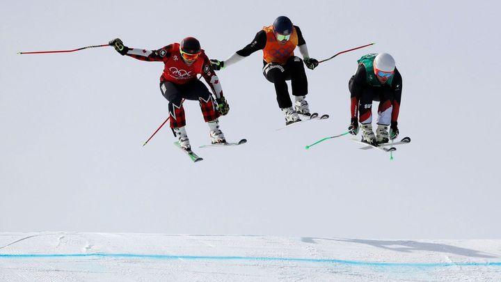 Leman vyhrál olympijský skikros a vynahradil si zklamání ze Soči