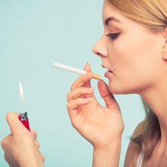 Ženy dávají skvělé kouření