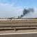 V Říčanech u Prahy hoří střecha nákupního centra. Na místě jsou desítky hasičů