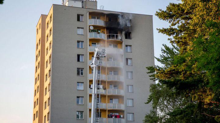 Škodná, psal web o obětech požáru v Bohumíně. Policie navrhla obžalovat šéfredaktora