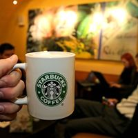 Starbucks fighting for its name in ČR