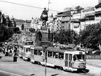 Tramvaje se mají vrátit k Muzeu. Projděte si tři varianty nové tratě v centru Prahy