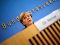 Merkelová poprvé o teroru: Prolomilo se civilizační tabu, útočníci se vysmívají Německu