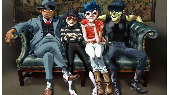 Gorillaz natočili po šesti letech nové album Humanz, vyjde už koncem dubna