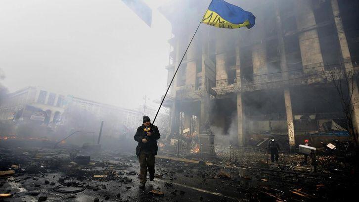 Ukrajina po 23 letech naplňuje temnou předpověď CIA