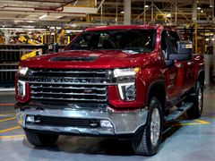 Chevrolet 2020 Silverado HD. Novinka od General Motors.