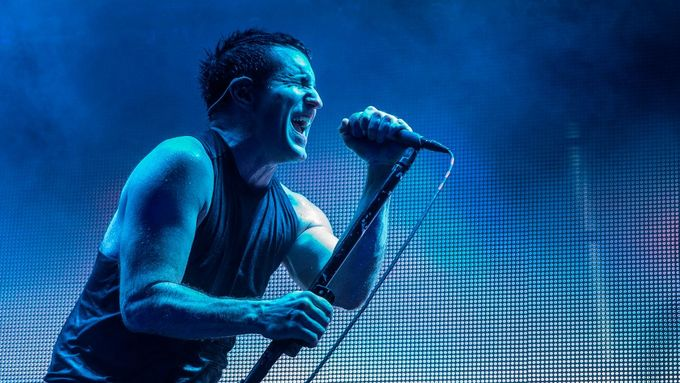 Trent Reznor (Nine Inch Nails).
