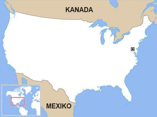 Usa Spojene Staty Americke Slepa Mapa Aktualne Cz