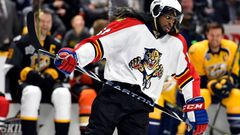 P.K. Subban na All Star Game jako Jágr
