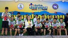 Všichni jsme měli hlad, popsali thajští chlapci podmínky v jeskyni. Pili jen vodu z krápníků