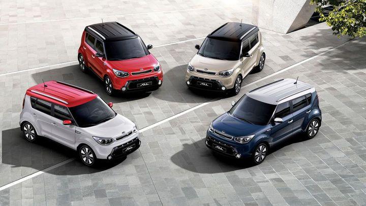 Kia má dvě novinky: Soul a modernizované SUV Sportage