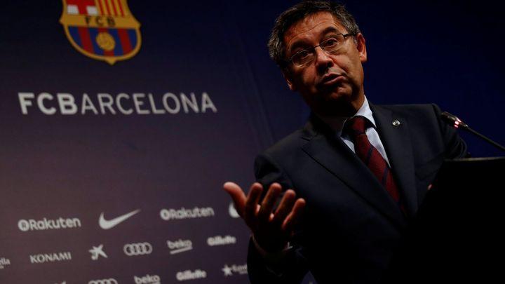 Kupovali hráče, i když je nemohli zaplatit. Barcelona vykázala katastrofální ztrátu; Zdroj foto: Reuters