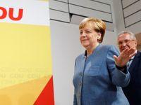 Německo se chystá na tříbarevnou koalici. Pravicová AfD chce vyšetřovat otevření hranic uprchlíkům