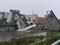 On-line: Ze zříceného mostu v Janově spadl i český kamion, řidič přežil. Obětí je nejméně 22