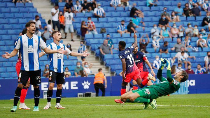 Atlético zvítězilo nad Espaňolem gólem z deváté minuty nastavení; Zdroj foto: Reuters
