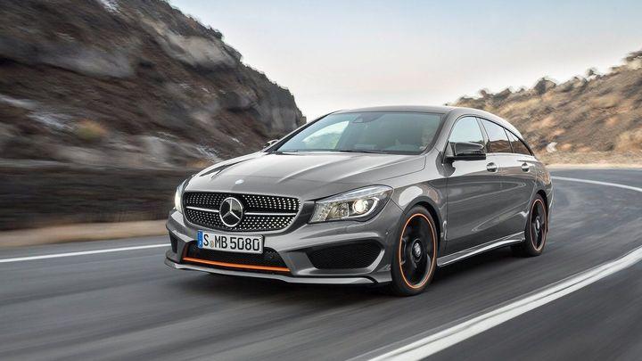 """Mercedes přidal model do své """"A"""" řady. Novinka je kombi"""