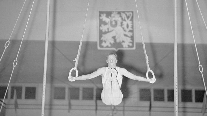 V 96 letech zemřel olympijský medailista ve sportovní gymnastice Zdeněk Růžička