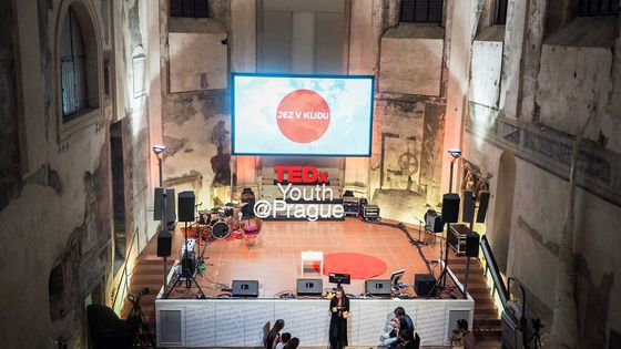 TEDxPrague Youth 2018