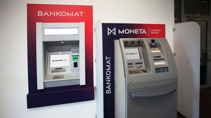 Bankomat Moneta Money Bank