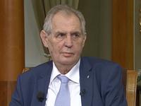 Zeman: Protiruské sankce jsou zbytečné. EU nemá silného vůdce jako Rusko nebo USA