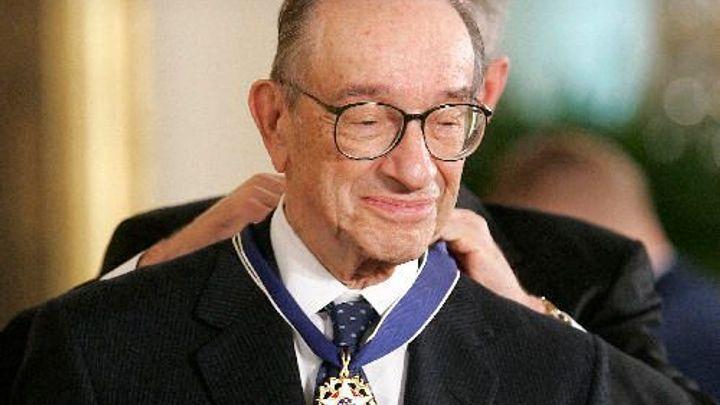 Řecko podle bývalého šéfa Fedu Greenspana opustí eurozónu