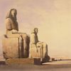 David Roberts a Louis Haghe: Egypt před 180 lety, litografie