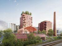 Foto: Nová čtvrť v pražských Modřanech vyroste na místě bývalého cukrovaru, podívejte se