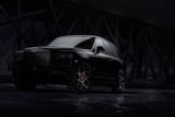 Cullinan Black Badge.