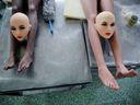 Fotky: Tak v Číně vyrábějí robotické nafukovací panny za 160 tisíc