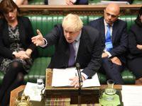Johnsonova nevýhra: Poprvé uspěl v parlamentu, poruší ale slib o brexitu