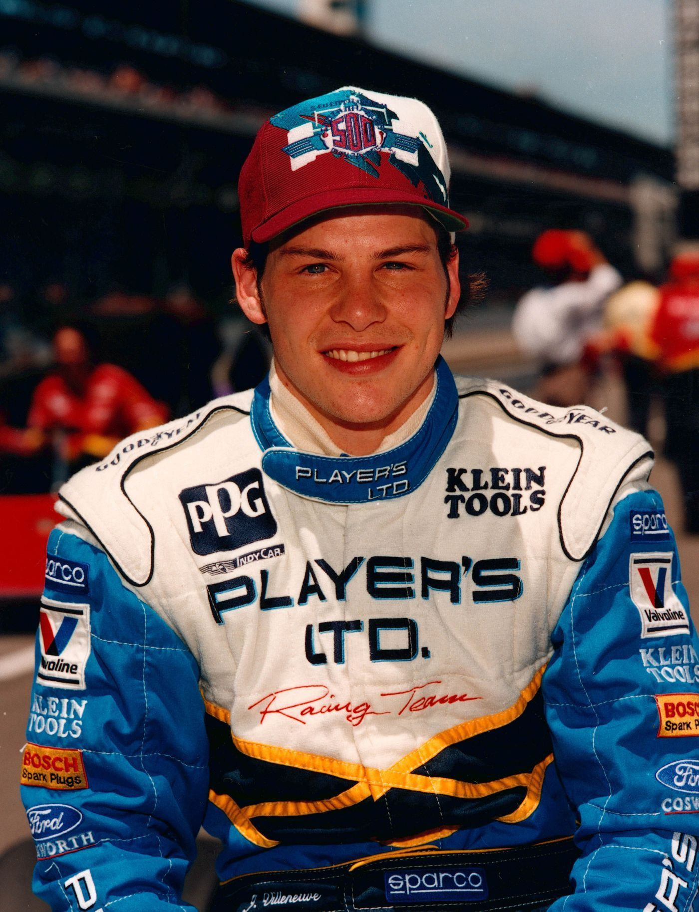 Indy 500: Jacques Villeneuve - 1995
