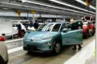 Hyundai Kona Electric výroba Nošovice