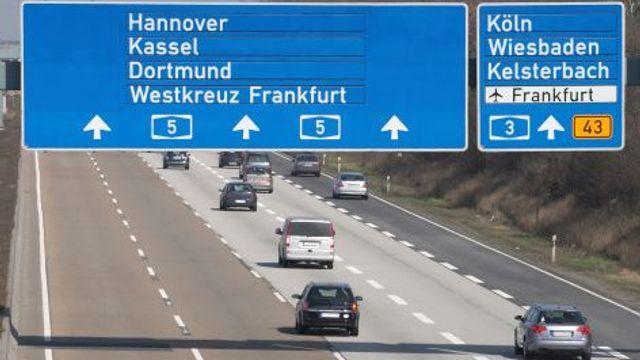 Německo zavede mýtné pro osobní auta až po příštích volbách 2a108251504