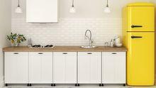 Interiérová inspirace: Rozjasněte kuchyň barvami