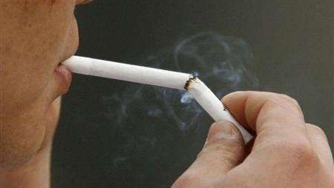 Kouření koleji